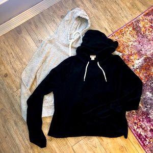 2 pc LOT | Lounge Hoodies